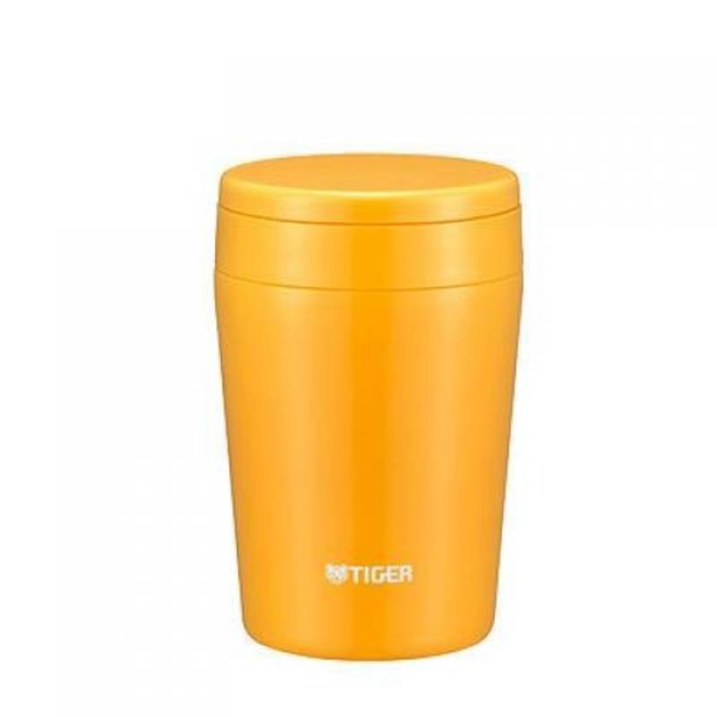 Термос для еды Tiger MCL-B038 YS Saffron Yellow