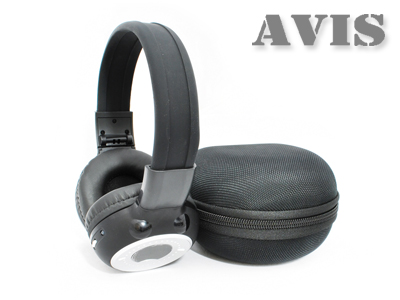 Беспроводные ИК наушники AVIS AVS004HP (одноканальные) беспроводные ик наушники avis avs005hp двухканальные