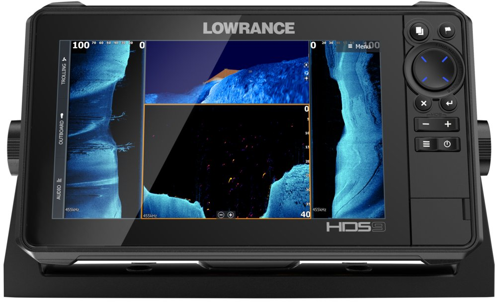 Lowrance HDS 9 LIVE c датчиком Active Imaging 3 в 1 original new 10 1 inch resistive touch screen four wire industrial 4 touch single chip 233 141