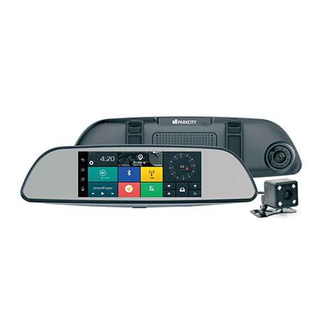 Многофункциональный видеорегистратор 7-в-1 ParkCity DVR HD 900 видеорегистратор parkcity dvr hd 740 2 7 2304x1296 170° microsd microsdhc hdmi