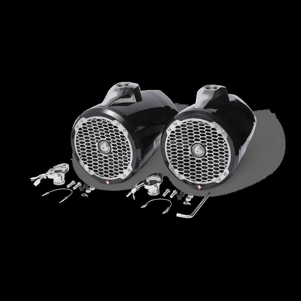Фото - Корпусные громкоговорители 8 Rockford Fosgate PM282W-B чёрный (2 шт.) (+ Салфетки из микрофибры в подарок) катер на радиоуправлении shantou gepai speed boat пластик от 3 лет ассортимент