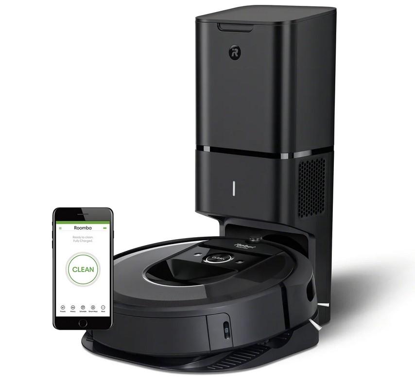 Робот-пылесос iRobot Roomba i7+ все цены