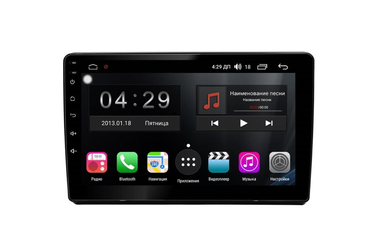 Штатная магнитола FarCar s300-SIM 4G для Mitsubishi Pajero 2011-2019 на Android (RG1215R) (+ Камера заднего вида в подарок!)