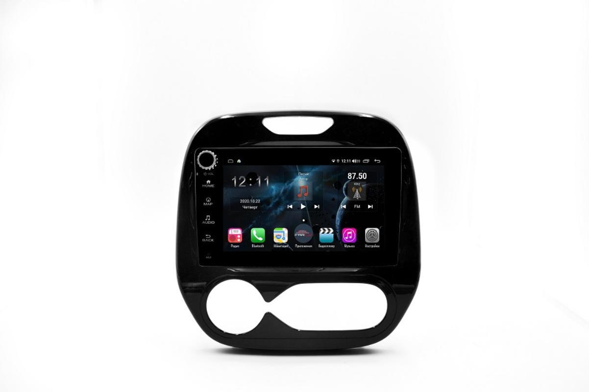 Штатная магнитола FarCar s400 для Renault Kaptur на Android (H733RB) (+ Камера заднего вида в подарок!)