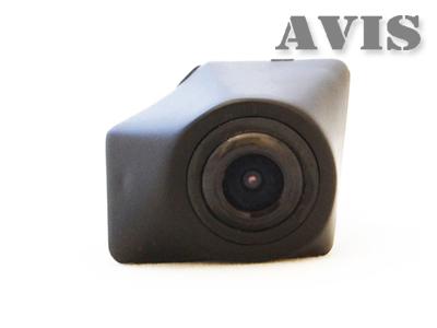 CCD штатная камера переднего вида AVIS AVS324CPR для KIA SPORTAGE III (2010 - ...) (#127)