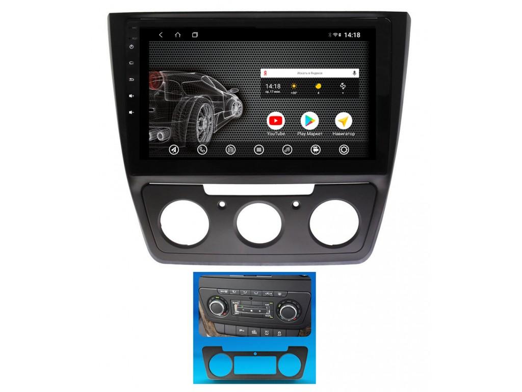 Головное устройство vomi ST2843-T3 для Skoda Yeti 2009-2018 (+ Камера заднего вида в подарок!)