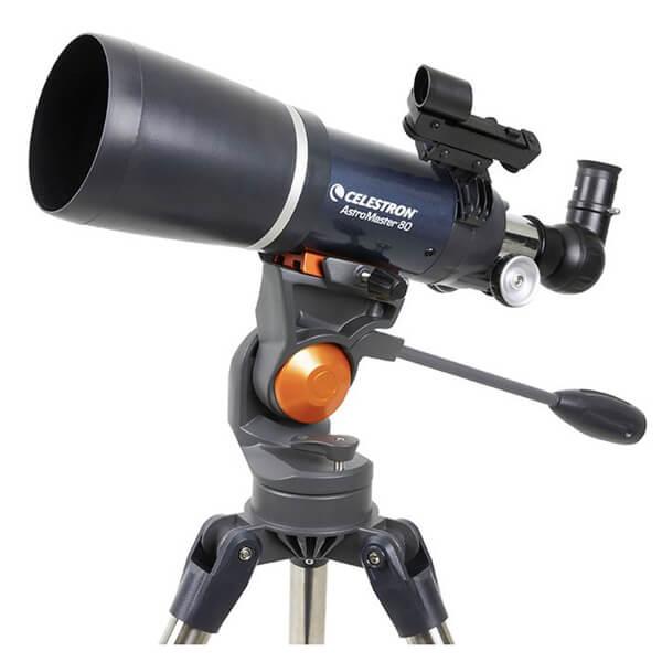 Фото - Телескоп Celestron АstroMaster 80 AZS (+ Книга «Космос. Непустая пустота» в подарок!) телескоп