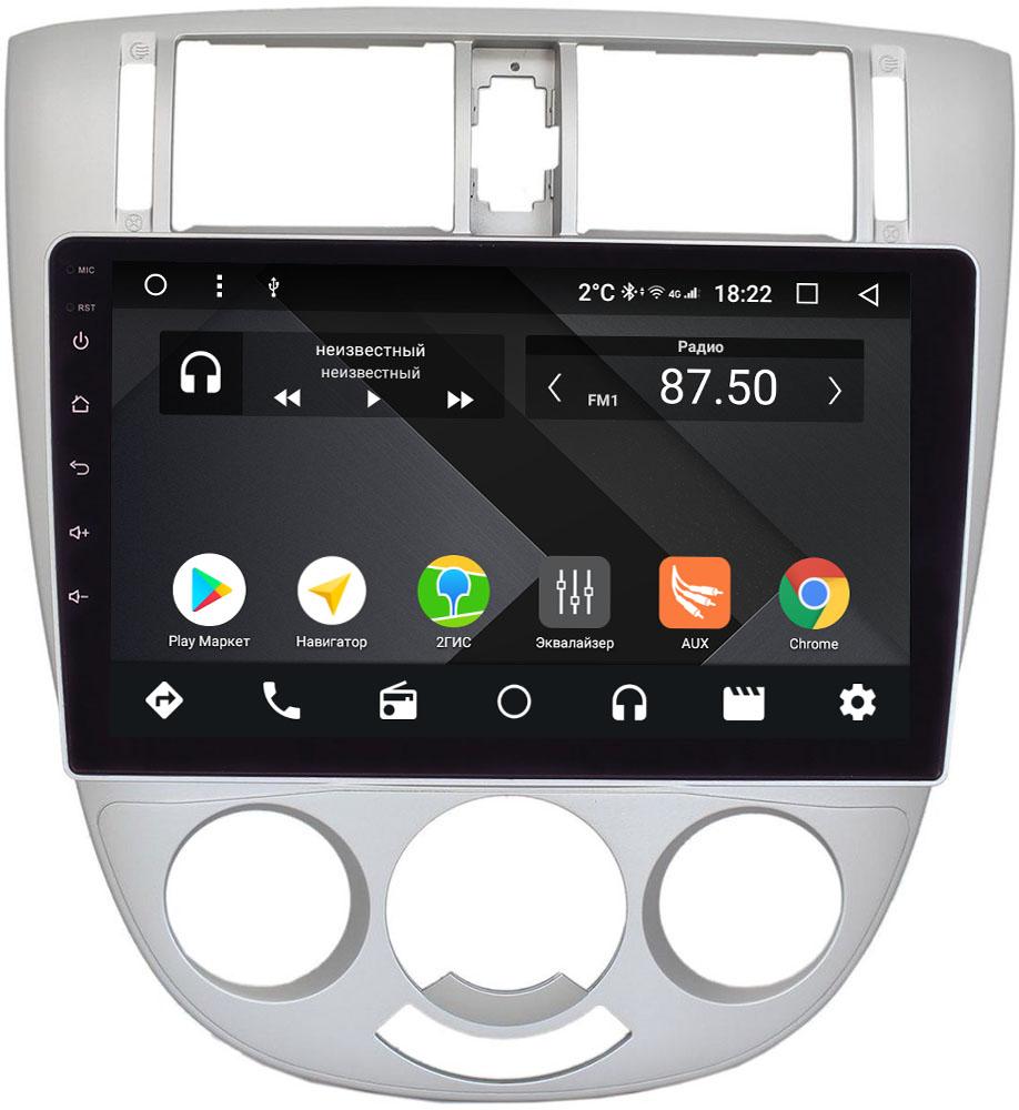 Штатная магнитола Chevrolet Lacetti 2004-2013 (тип 3) Wide Media CF1079-OM-4/64 на Android 9.1 (TS9, DSP, 4G SIM, 4/64GB) (+ Камера заднего вида в подарок!)