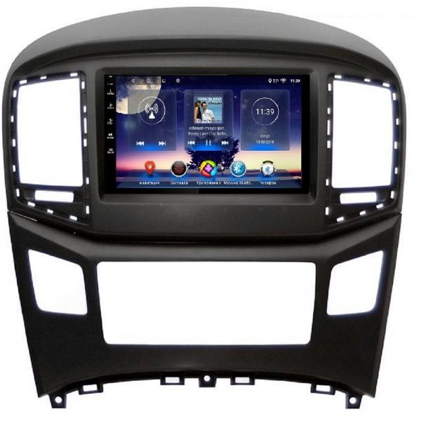 Головное устройство Subini ASC807HYDHB с экраном 7 для Hyundai H-1, Starex, i800, iMax, iLoad 2015+ (черная) поло 2018 fifa world cup russia™ 2018 fifa world cup russia™ mp002xm0yjh1