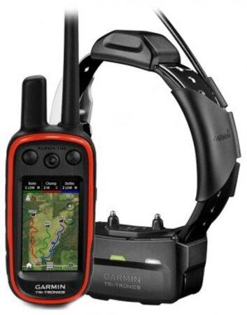 Навигатор Garmin Alpha 100 с ошейником TT 15