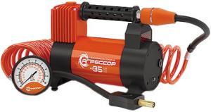 Компрессор автомобильный Агрессор AGR-35 автомобильный компрессор starwind cc 240
