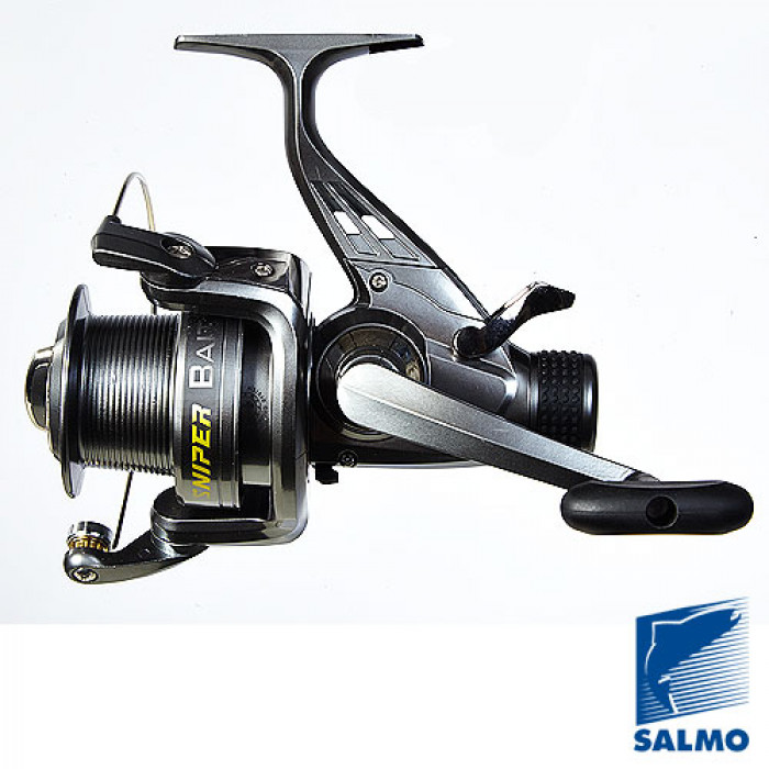 Катушка Salmo Sniper BAITFEEDER 4 40BR катушка для рыбалки salmo sniper baitfeeder 1 6000br
