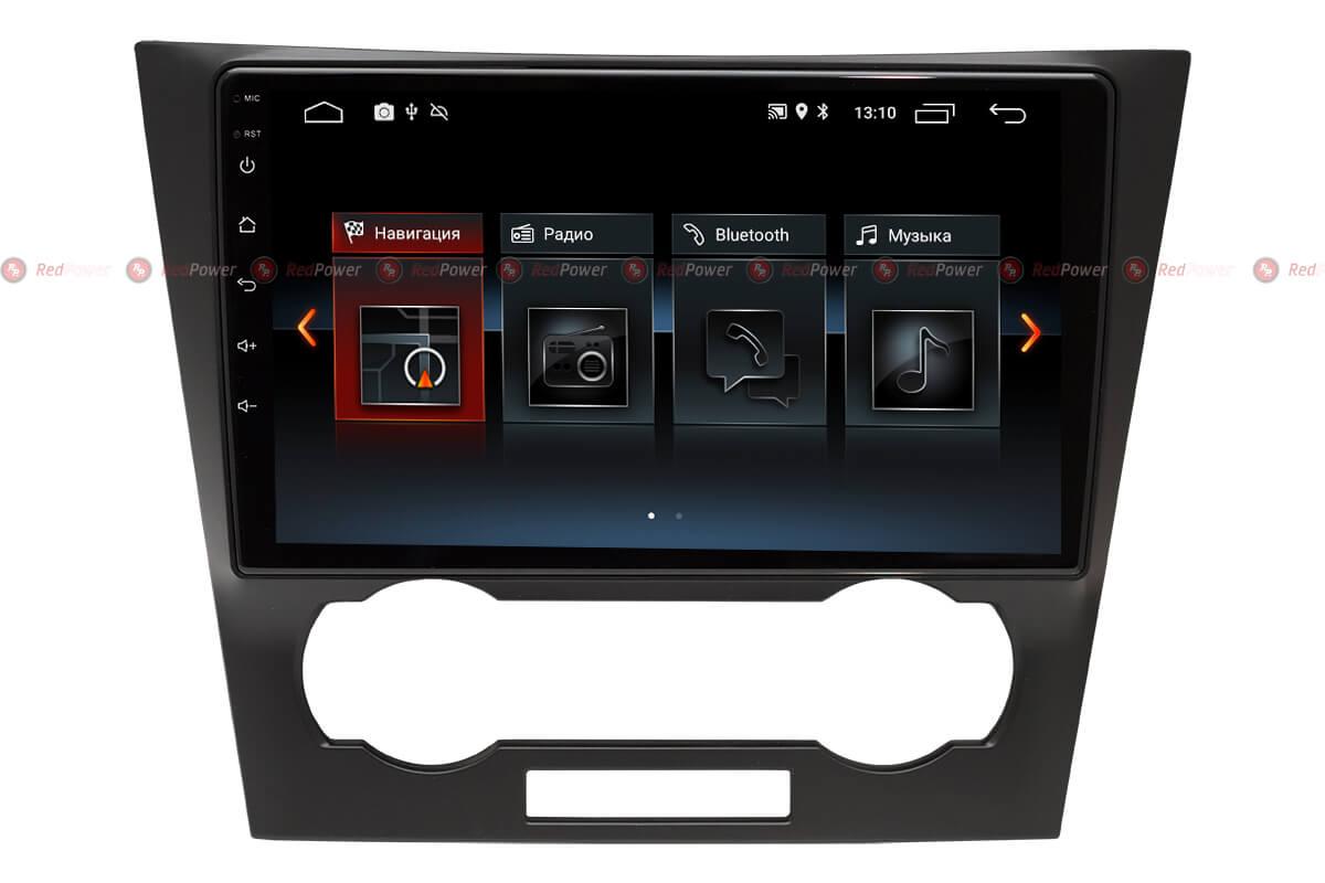 Автомагнитола Redpower  30020 IPS Chevrolet Epica (06-11), Captiva (06-11), Aveo (08+) Android 8.1 (+ Камера заднего вида в подарок!)