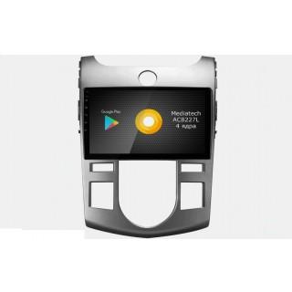 Автомагнитола Roximo S10 RS-2321A для KIA Cerato 2 климат (+ Камера заднего вида в подарок!)