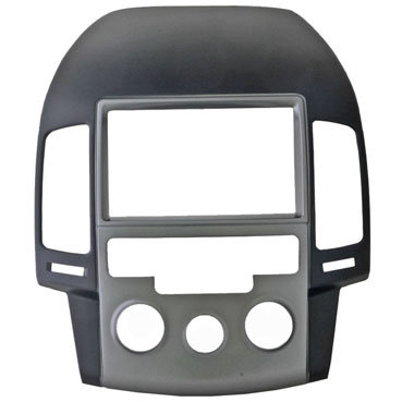 Переходная рамка Incar RHY-N30M для Hyundai I30 до 2011 все для автомобиля 2007