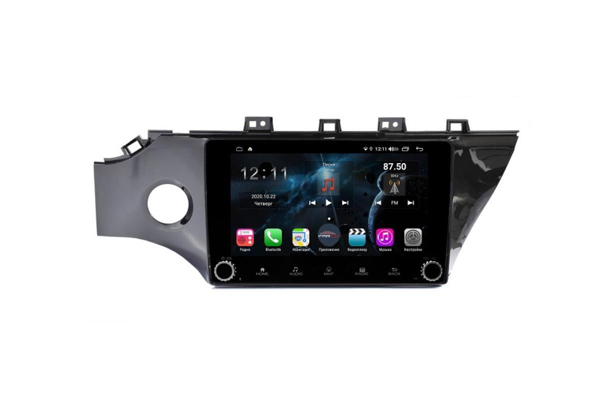 Штатная магнитола FarCar s400 для KIA Rio на Android (H1105RB) (+ Камера заднего вида в подарок!)