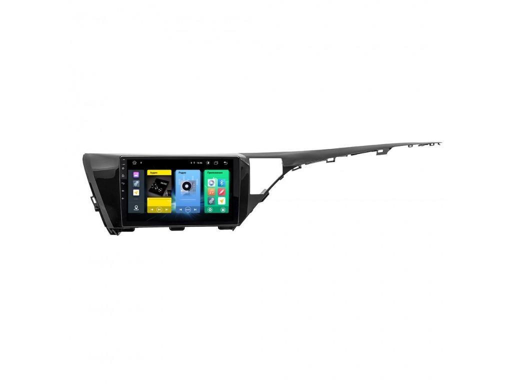 Головное устройство vomi FX350R10-MTK-LTE для Toyota Camry V70 2018+ (+ Камера заднего вида в подарок!)