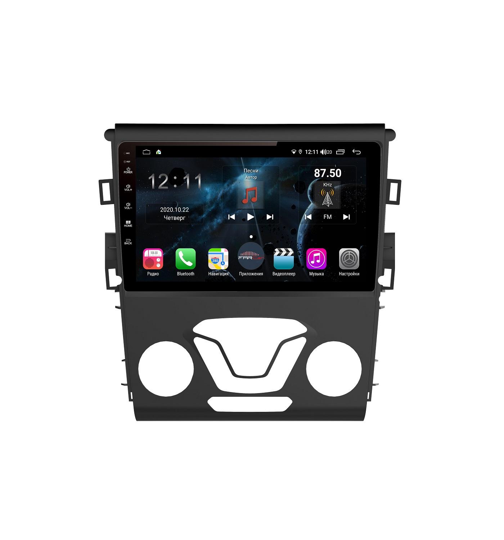 Штатная магнитола FarCar s400 для Ford Mondeo на Android (H377R) (+ Камера заднего вида в подарок!)