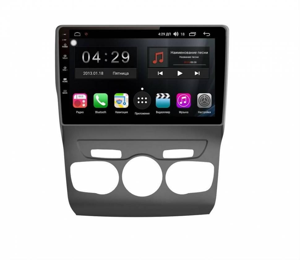 Штатная магнитола FarCar s300-SIM 4G для Citroen C4 на Android (RG2006R) (+ Камера заднего вида в подарок!)