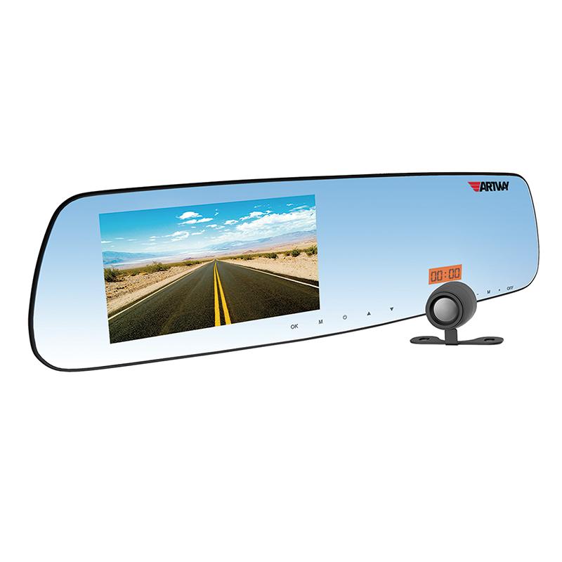 Artway MD-160 (+ Разветвитель в подарок!) зеркало заднего вида recxon autosmart gps глонасс android разветвитель в подарок