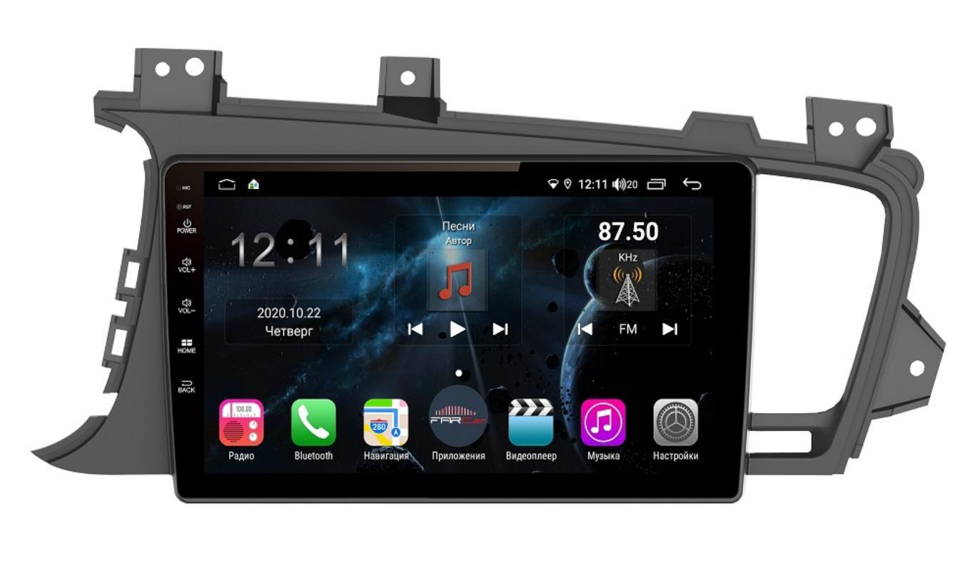Штатная магнитола FarCar s400 для KIA Optima на Android (H091R) (+ Камера заднего вида в подарок!)