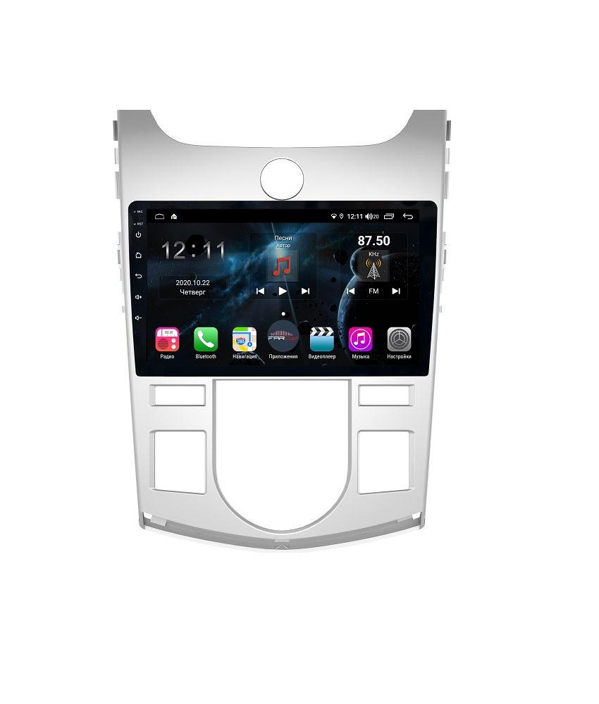 Штатная магнитола FarCar s400 для KIA Cerato на Android (H038R) (+ Камера заднего вида в подарок!)