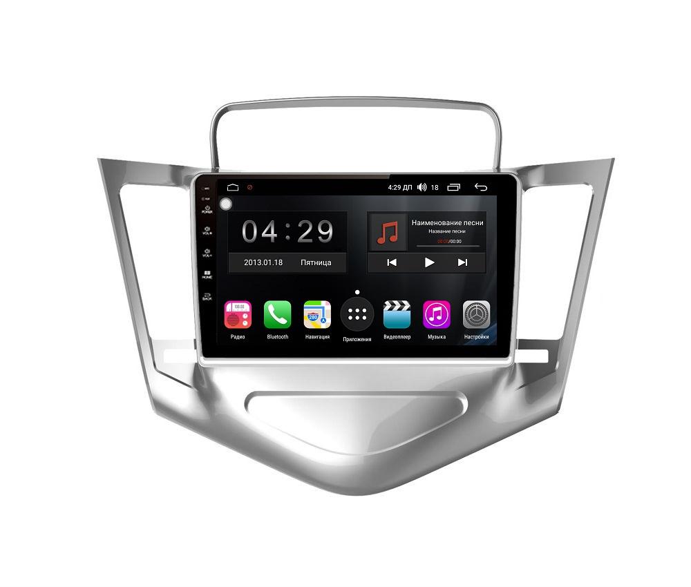 Штатная магнитола FarCar s300-SIM 4G для Chevrolet Cruze 2008-2012 на Android (RG045R) (+ Камера заднего вида в подарок!)