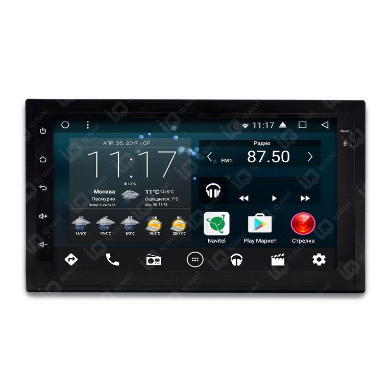 Автомагнитола IQ NAVI T58-2101P Nissan Almera (G15) (2013+) Android 8.1.0 7