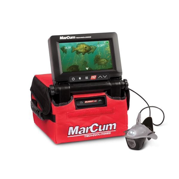 Подводная камера MarCum Quest UW HD (+ Леска в подарок!)