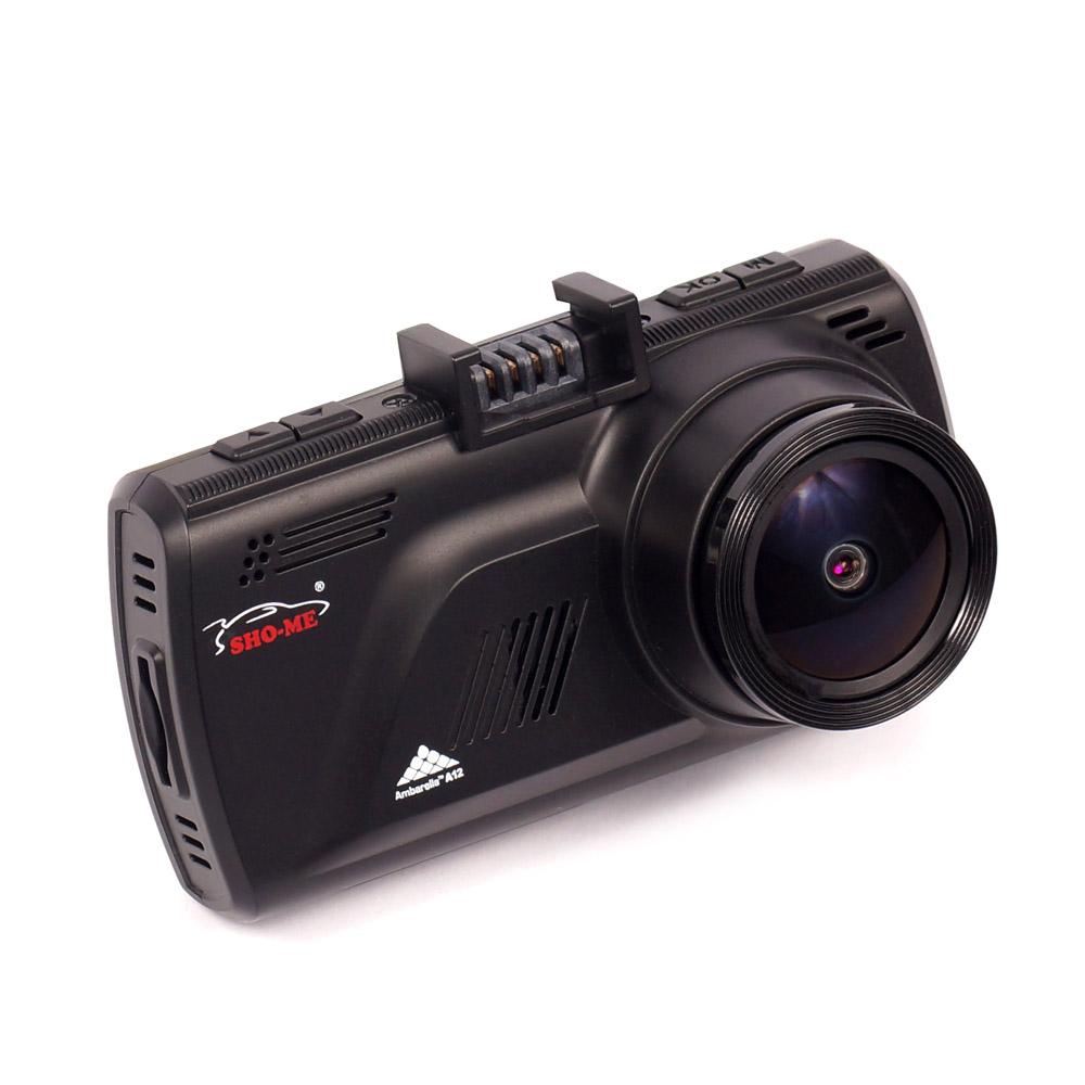 Видеорегистратор SHO-ME A12-GPS/GLONASS (+ Разветвитель в подарок!) sho me a7 gps glonass