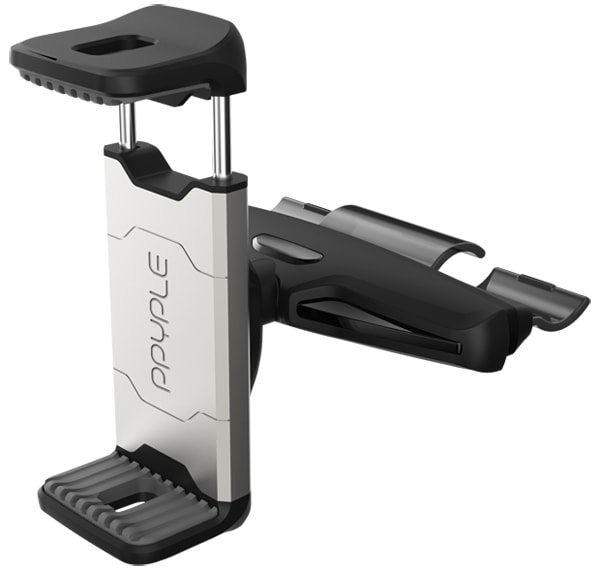 Ppyple CDView S black держатель для телефона в CD слот программы для gps навигатора