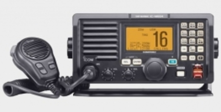 Морская рация Icom IC-M604A профессиональная цифровая рация icom ic f4103d
