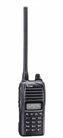 Профессиональная портативная рация Icom IC-F4036T профессиональная цифровая рация icom ic f3103d