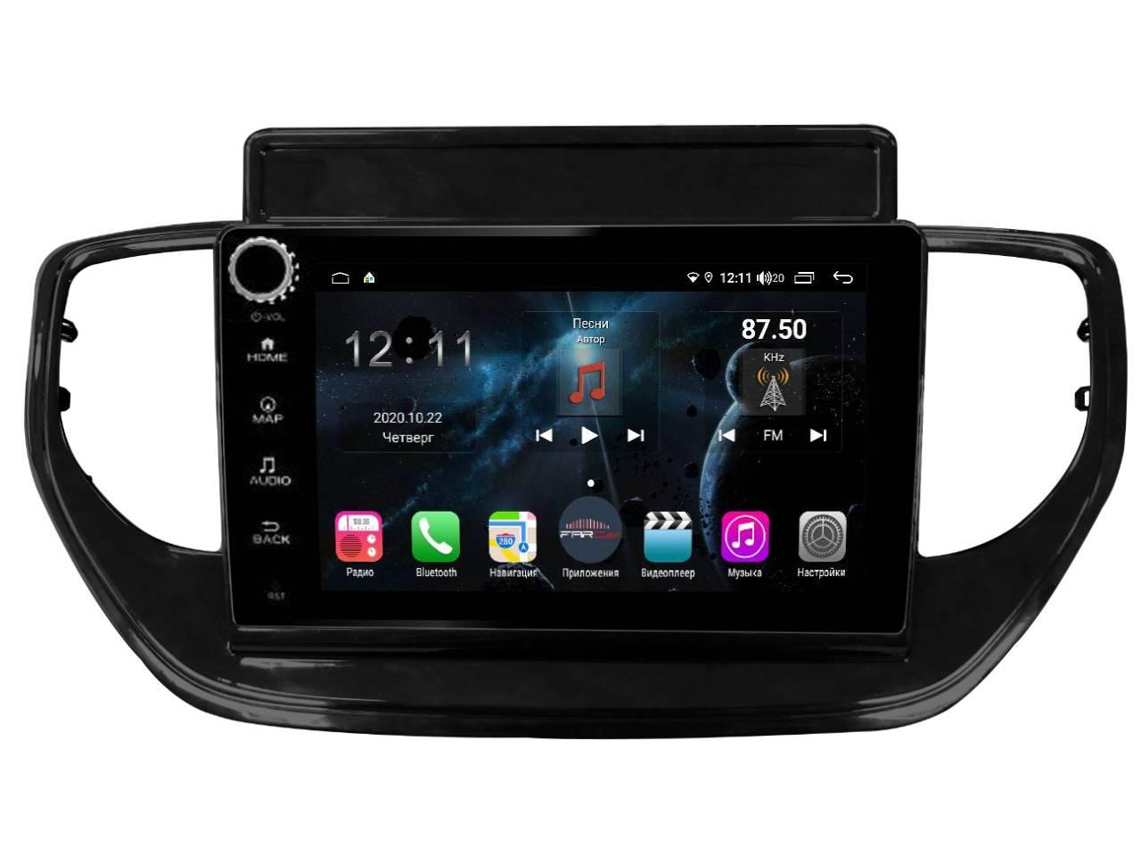 Штатная магнитола FarCar s400 для Hyundai Solaris 2020+ на Android (H2003RB)