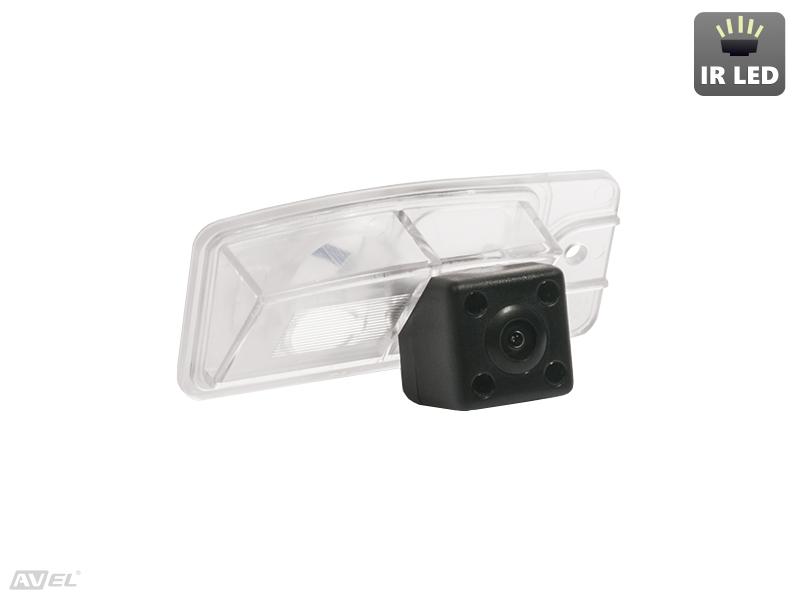 CMOS ИК штатная камера заднего вида AVS315CPR (#166) для NISSAN QASHQAI II (2014-…) / X-TRAIL III abs chrome door body side molding trim cover for nissan x trail x trial xtrail t32 2014 2015 2016 2017 car styling accessories