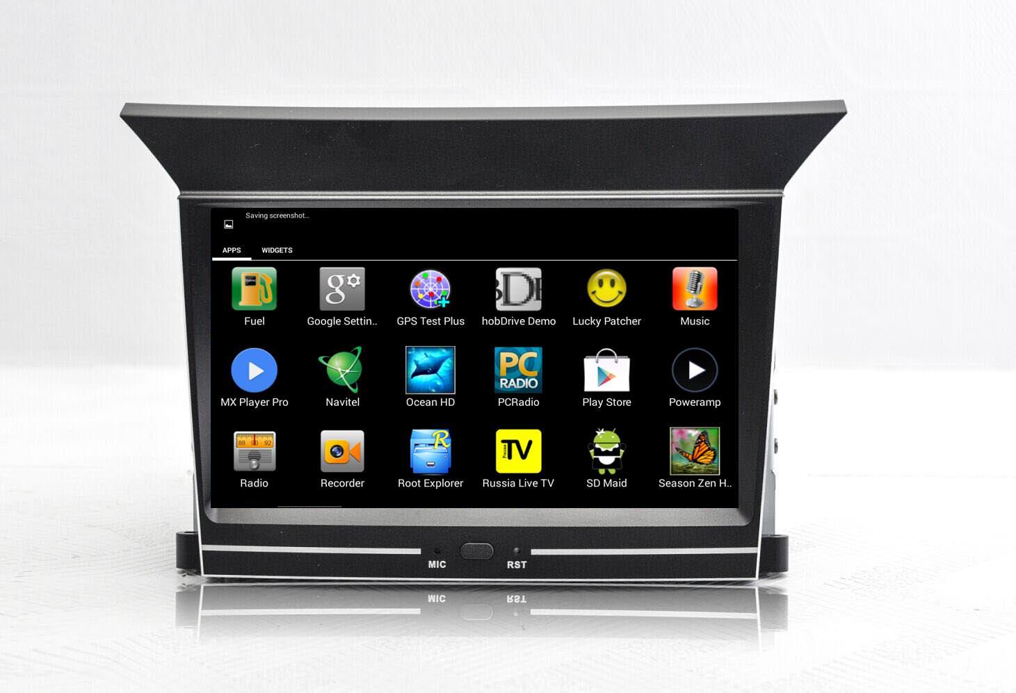 Штатная магнитола CARMEDIA DABT-3706 DVD Honda Pilot 2008-2015