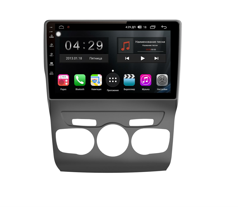 Штатная магнитола FarCar s300-SIM4G для Citroen C4 на Android (RG2006R) (+ Камера заднего вида в подарок!)