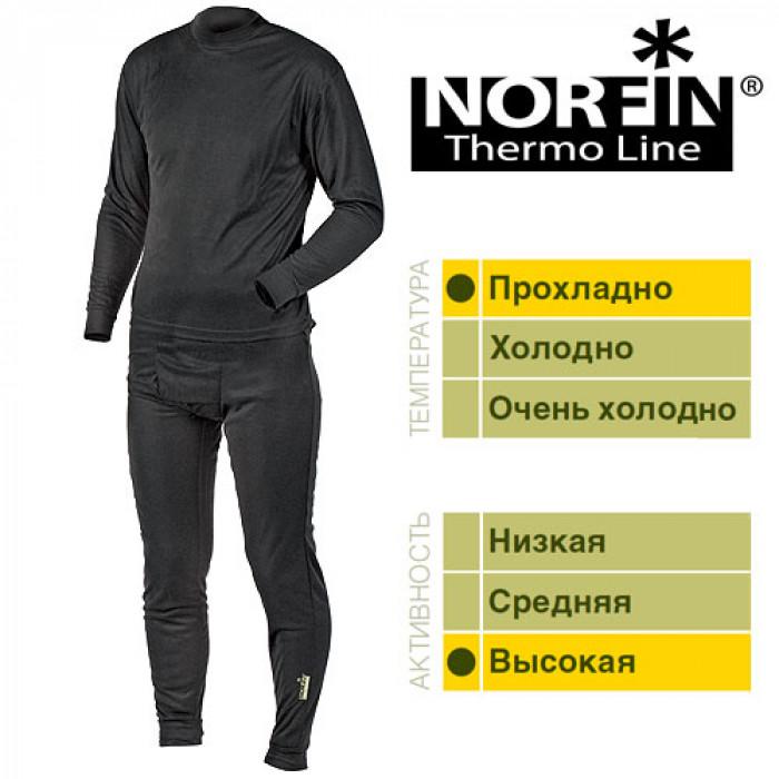 Термобелье Norfin THERMO LINE B 05 р.XXL