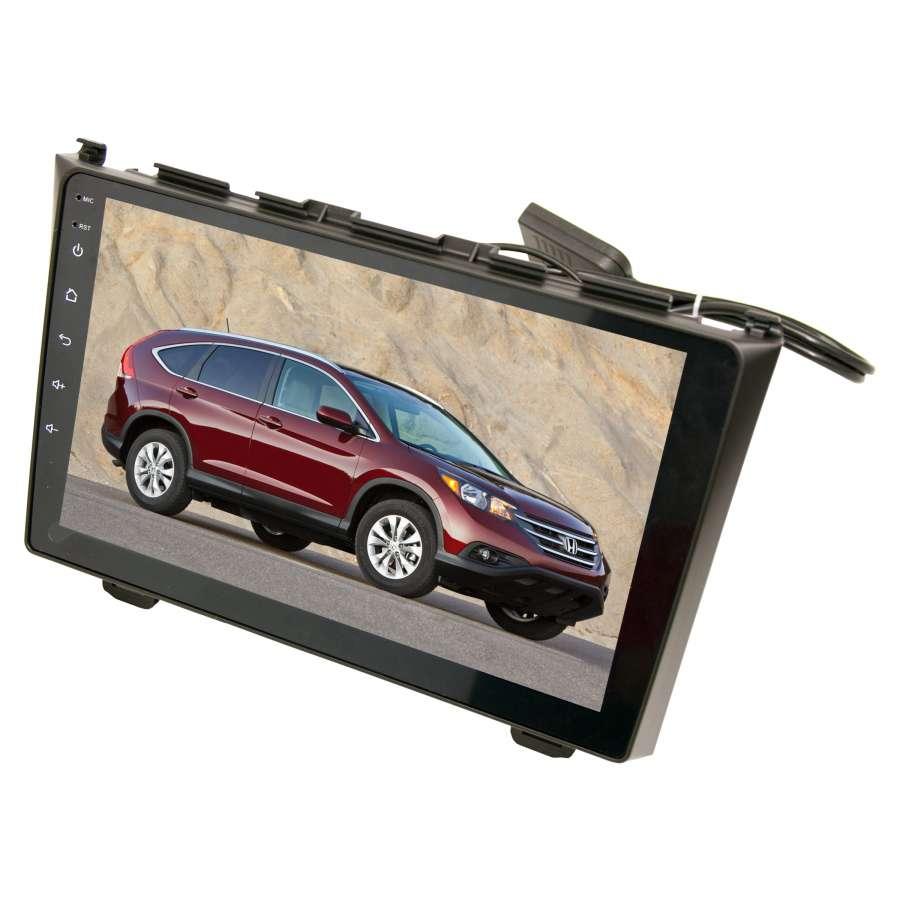 Штатная магнитола для Honda CR-V III 2007-2012 LeTrun 1881 9 дюймов