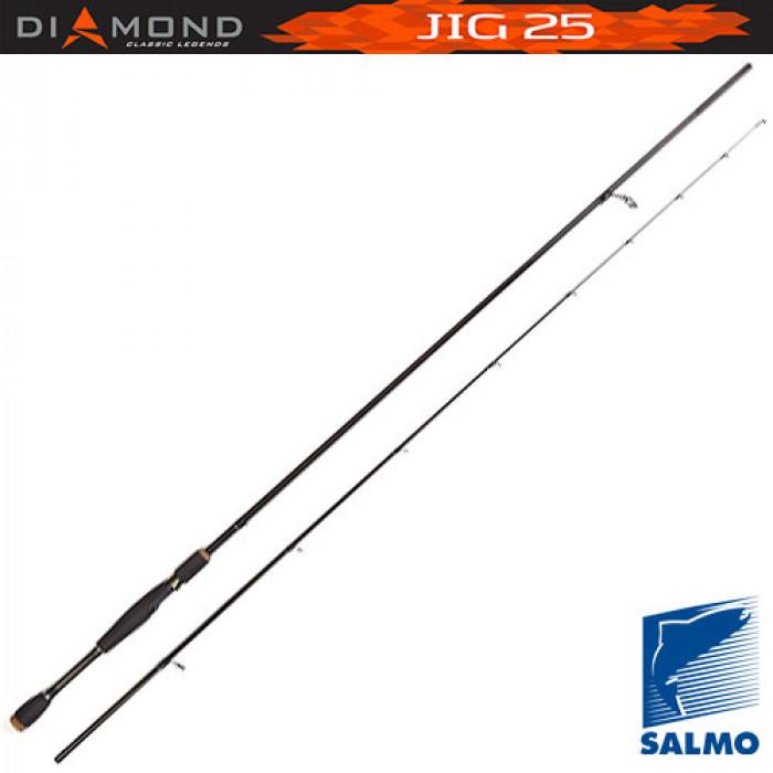 Удилище спиннинговое Salmo Diamond JIG 25 2.48