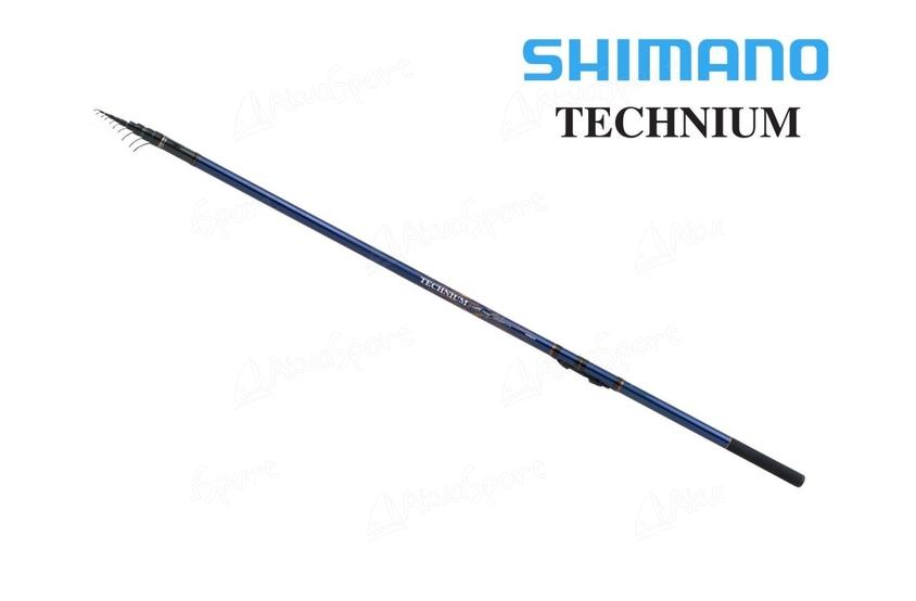 Удилище телескопическое SHIMANO TECHNIUM FAST 600 TEGT (+ Леска в подарок!)