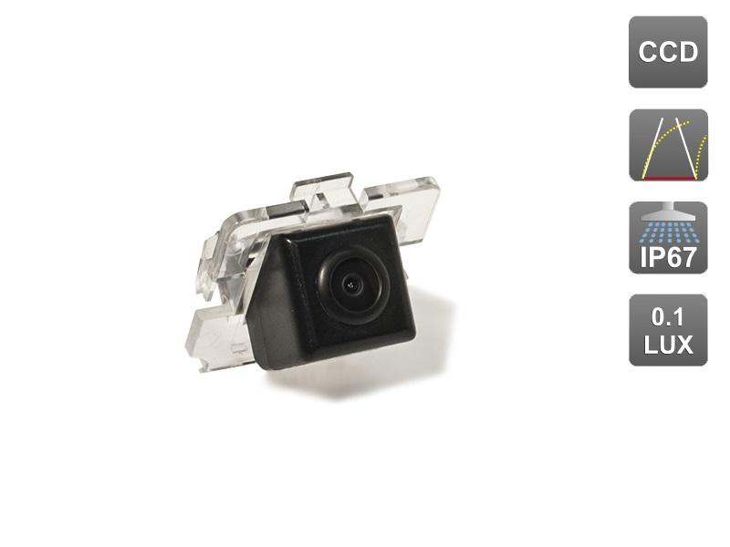 CCD штатная камера заднего вида с динамической разметкой AVIS Electronics AVS326CPR (#060) для CITROEN C-CROSSER/ MITSUBISHI OUTLANDER II XL (2006-2012) / OUTLANDER III (2012-...) / LANCER X HATCHBACK/ PEUGEOT 4007 yuzhe leather car seat cover for mitsubishi lancer outlander pajero eclipse zinger verada asx i200 car accessories styling