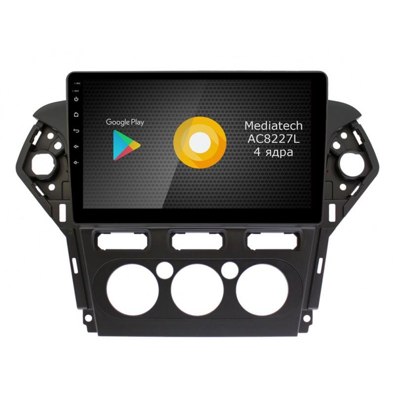 Штатная магнитола Roximo S10 RS-1713M для Ford Mondeo 4, 2010-2015 (+ Камера заднего вида в подарок!)