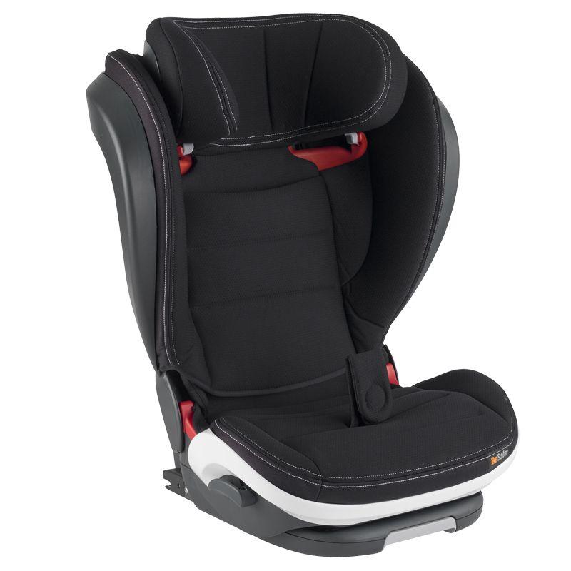 Автокресло BeSafe iZi Flex Fix i-Size Premium Car Interior Black (+ Антисептик-спрей для рук в подарок!)