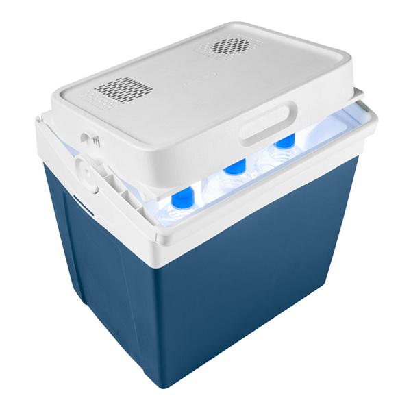Термоэлектрический автохолодильник Mobicool MV26 AC/DC (+ Аккумулятор холода в подарок!)