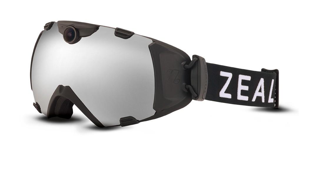 Горнолыжные очки Reсon-Zeal HD Black sacrifice recon scs black