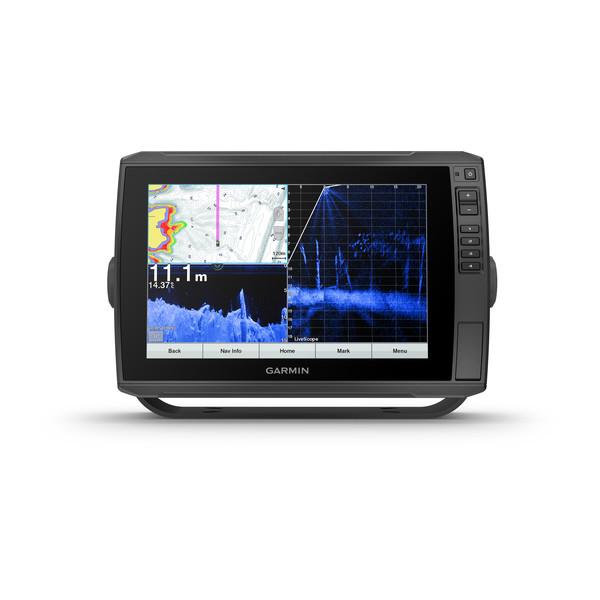 Картплоттер/эхолот Garmin ECHOMAP Ultra 102sv с трансдьюсером GT54UHD-TM