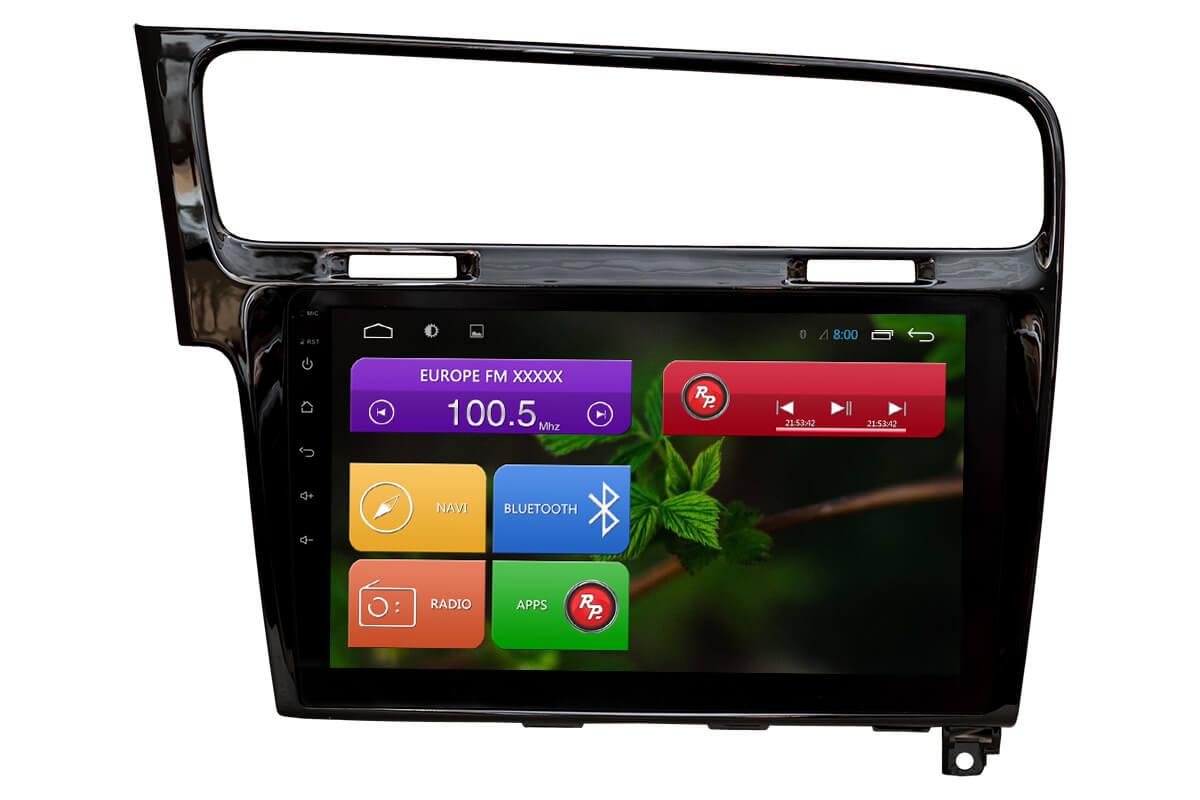 Автомагнитола для Volkswagen Golf 7 Redpower 31006 R IPS DSP ANDROID 7 автомагнитола для kia sportage redpower 31075 r ips dsp android 7