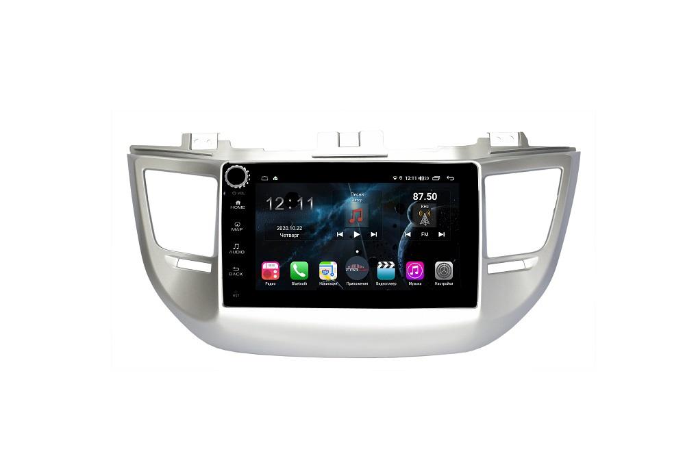 Штатная магнитола FarCar s400 для Hyundai Tucson на Android (H546RB) (+ Камера заднего вида в подарок!)