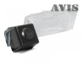 CMOS штатная камера заднего вида AVIS AVS312CPR для AUDI A1/A4 (2008-...)/A5/A7/Q3/Q5/TT (#102)
